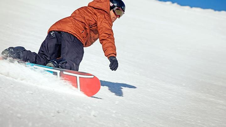 St Moritz Snowboarding  (c) St Moritz Tourism