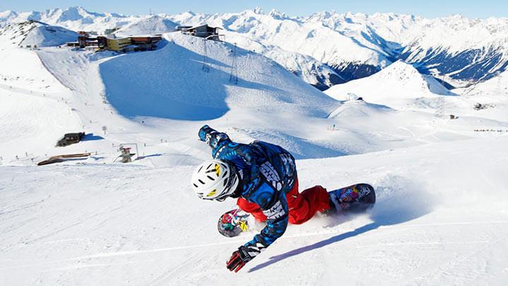 Davos Snowboading (Destination Davos Klosters)