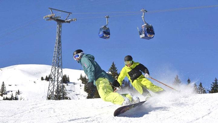 Adelboden-Lenk Ski Area (Lenk-Simmental-Tourism)