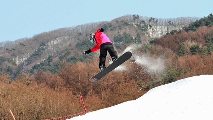 Welli Hilli Ski Resort, Korea