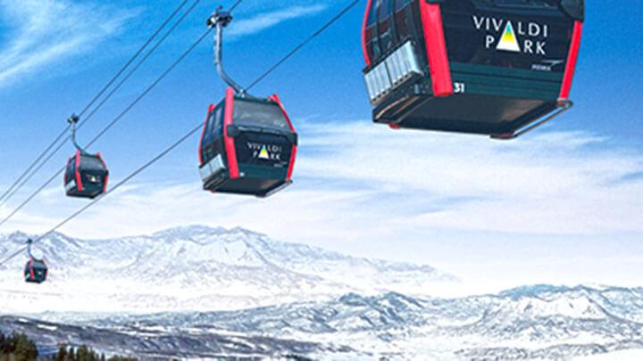 Vivaldi Park Ski Resort, Korea