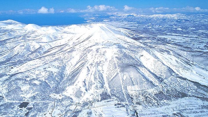 Snowboarding Niseko United