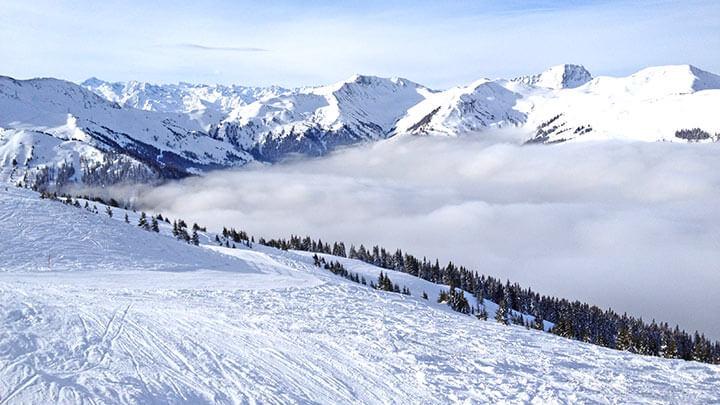 Snowboarding Saalbach-Hinterglemm-Leogang