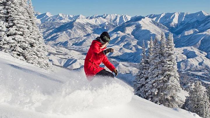 Sun Valley Snowboarding