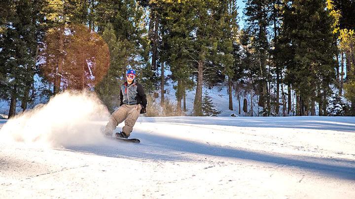 Ski Cloudcroft Snowboarding