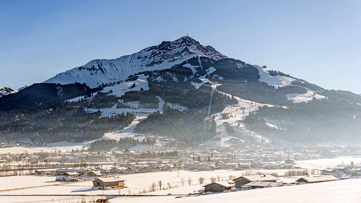 St Johann In Tirol Snowboading