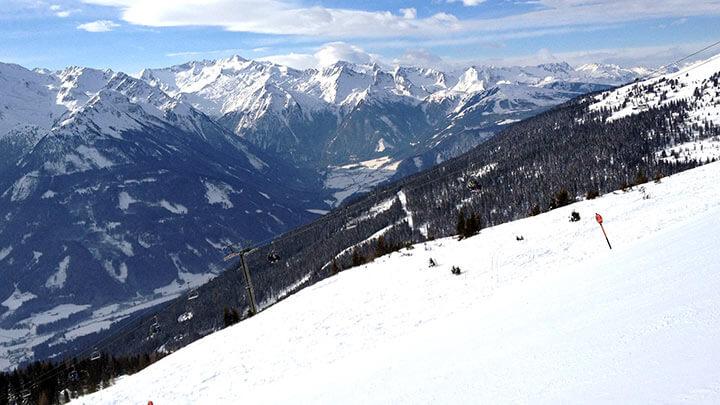 Gerlos In Zillertal (Austria)