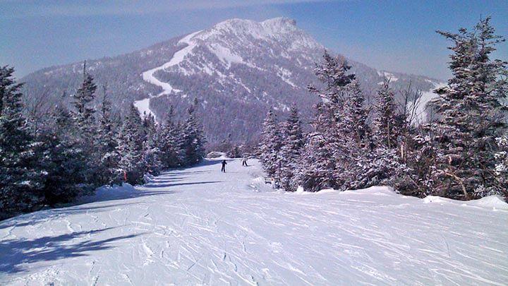 Snowboarding Mont Tremblant