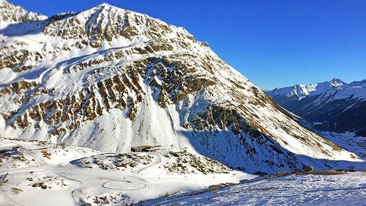 Snowboading Galtur-Wirl