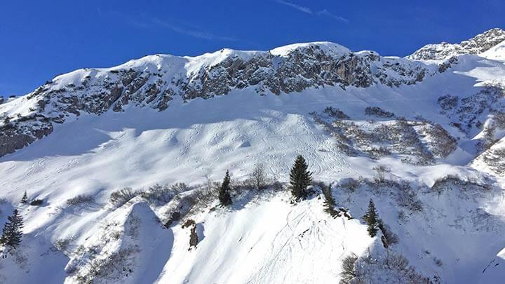 Snowboading Warth-Schrocken