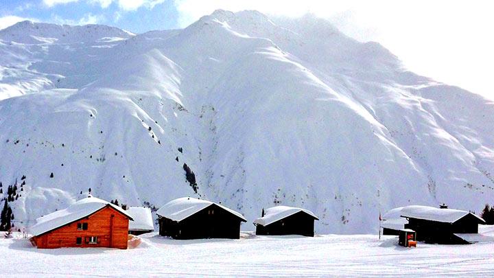 Sedrun-OberAlp Snowboarding (Switzerland)