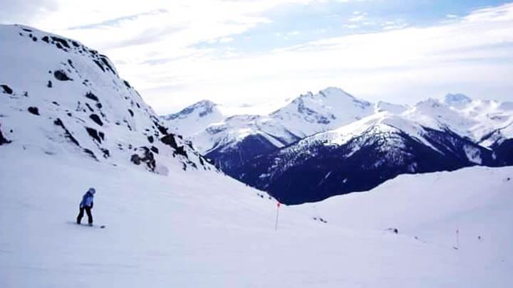 Whistler Blackcomb Ski Area (BC/CAN)